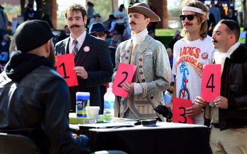 Конкурс усачей-бородачей в Лас-Вегасе
