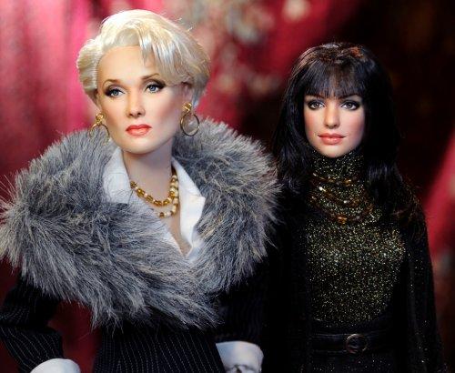 Звезды Голливуда в виде кукол, которые создает Ноэль Круз
