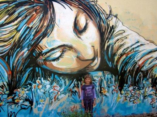 50 лучших уличных рисунков 2012-го года