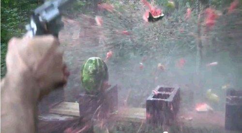 Магнум против арбузов