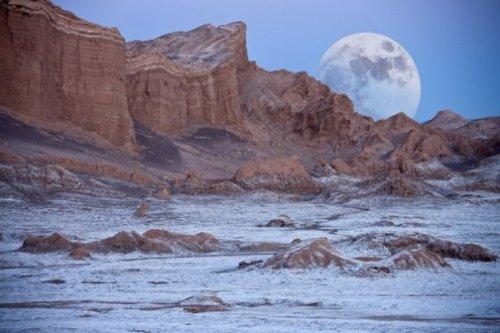 10 Потрясающих, но малоизвестных природных чудес