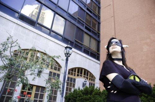«Бродяга» – Нью-Йоркская женщина-супергерой в реальной жизни
