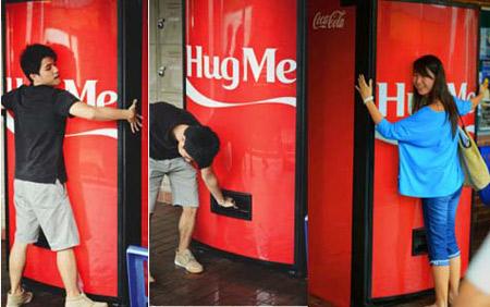 12 Самых прикольных автоматов по продаже Coca-Cola