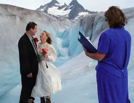 Топ-10: Самые необычные свадебные церемонии