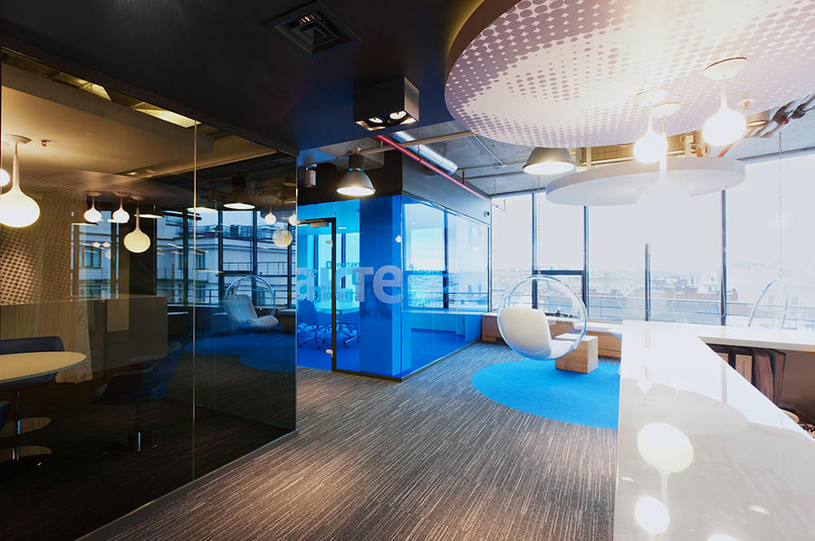 Дизайн офисов спб