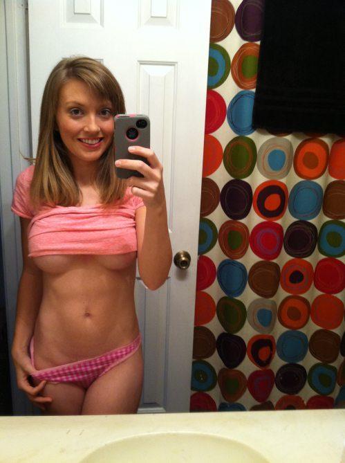 Откровенные частные снимки девушек из соц сетей Часть 2