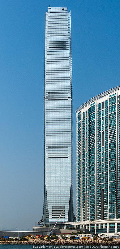 The Ritz-Carlton – самый высокий в мире отель