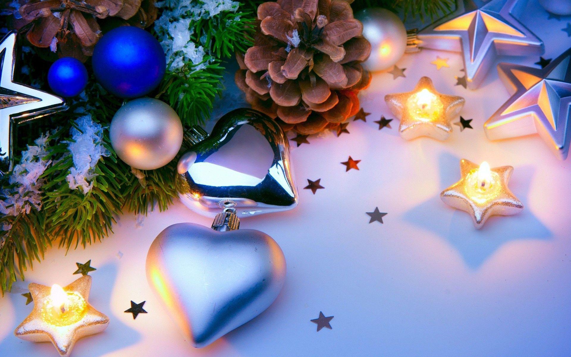 обои для стола с новогодней темой № 634965 бесплатно
