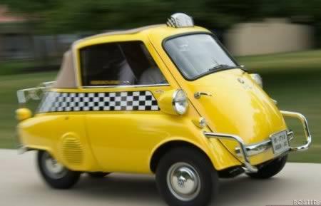 11 Cамых прикольных такси