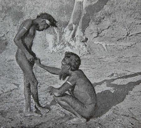 Шокируещие секс ритуалы