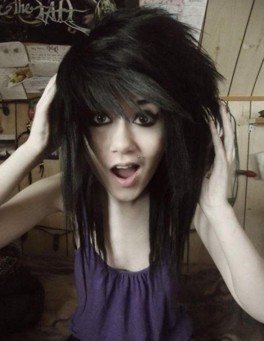 фото девчонок красивых эмо