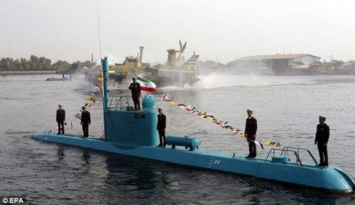 Боевая мощь иранского подводного флота