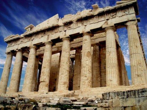 10 Древних городов, сохранившихся до сегодняшнего дня