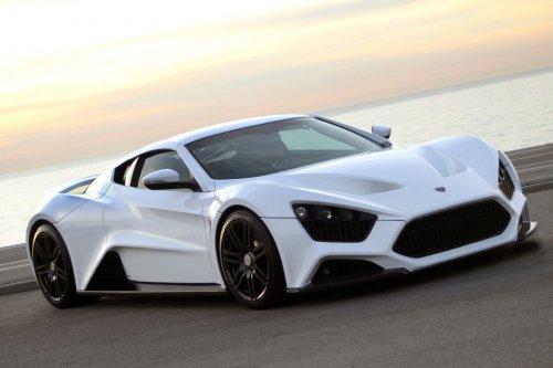 Рейтинг самых быстрых в мире суперкаров