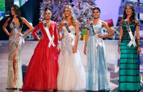 В Лас-Вегасе прошел финал конкурса Мисс Вселенная 2012