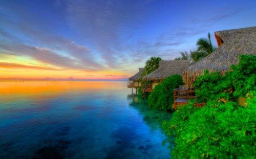 Красивые пейзажи со всего света (20 шт)