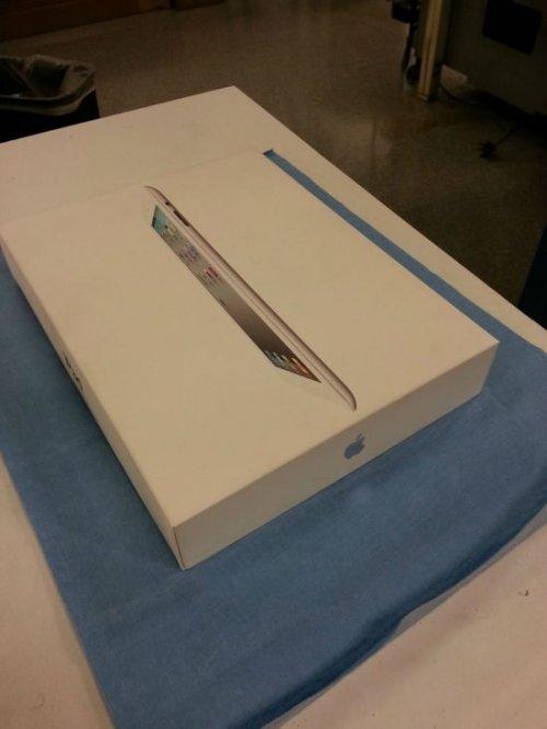 Подарок для девушки, мечтающей об iPad