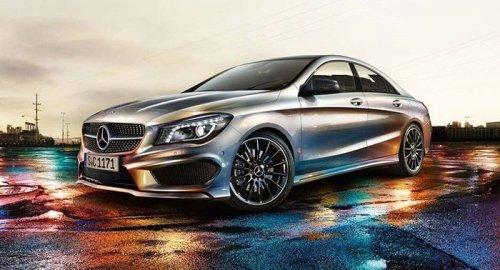 Mercedes-Benz CLA 2013: Первые официальные фотографии (5 шт)