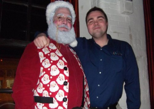 Как стать Санта-Клаусом (9 фото)