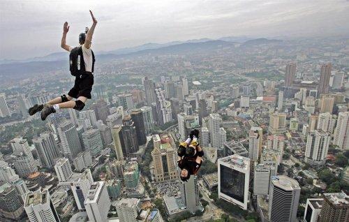 10 Невероятно опасных соревнований со всего мира