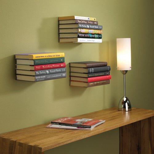 19 Креативных и оригинальных дизайнов книжных полок