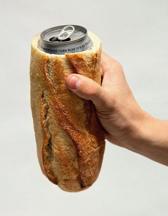 Как сделать пиво из хлеба