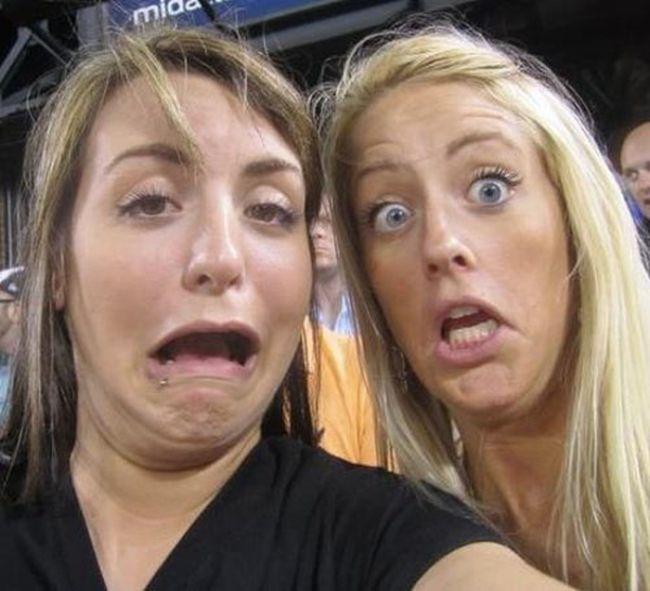 смешные фото с девушками