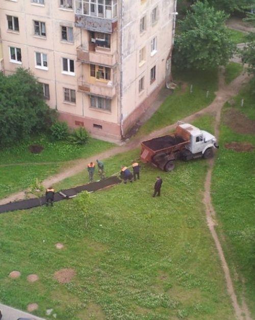 ...в Россию можно только верить (35 фото)