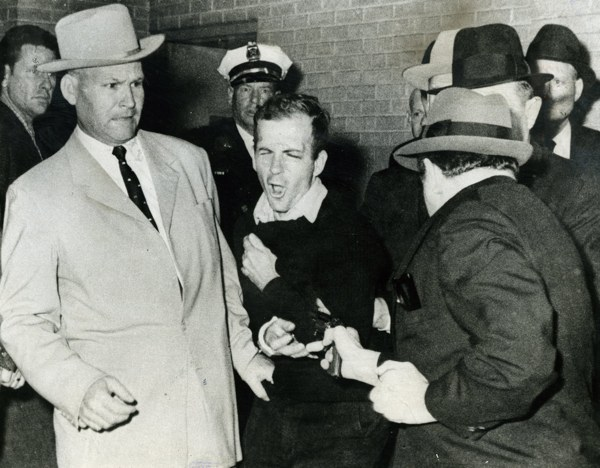 essays about lee harvey oswald