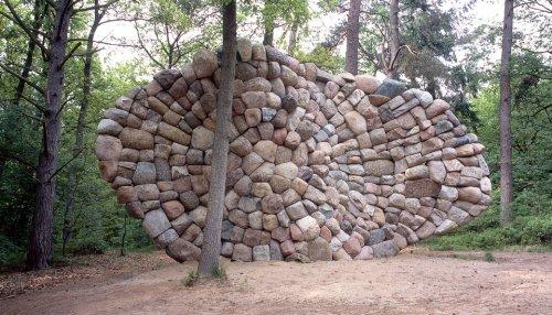 Каменные скульптуры, созданные Крисом Бутом