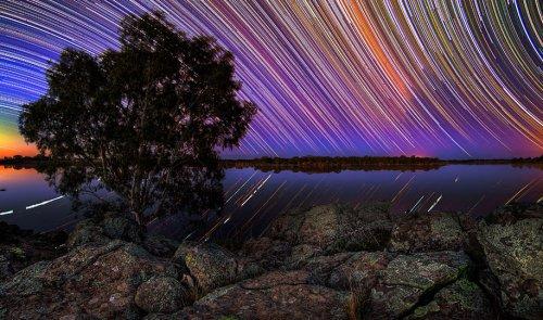 Восхитительное ночное небо в фотографиях Линкольна Харрисона (13 шт)
