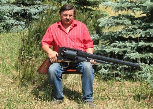 Самый мощный в мире револьвер сделан в Польше