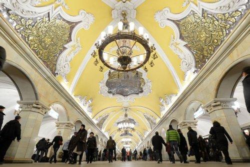 Лучшие в Европе станции метро по версии издания Daily Telegraph