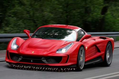 Новинки автосалона Detroit Auto Show 2013