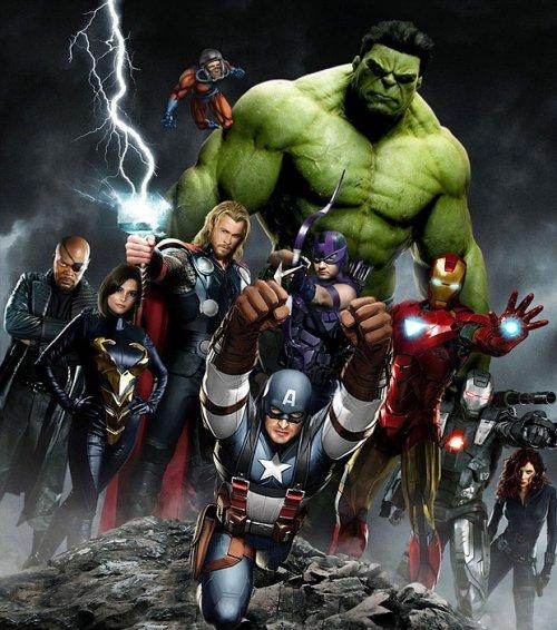 За кадром фильма Мстители: как создаются визуальные эффекты