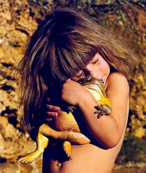 фото голых маленких девачен