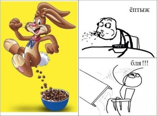 Порция смеха в комиксах (24 шт)
