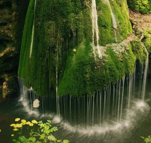 8 Уникальных водопадов со всего мира
