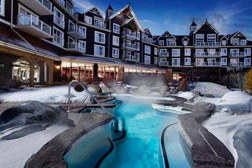 12 Прекрасных зимних бассейнов