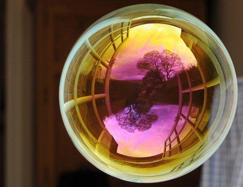 Мыльные пузыри в фотографиях Ричарда Хикса