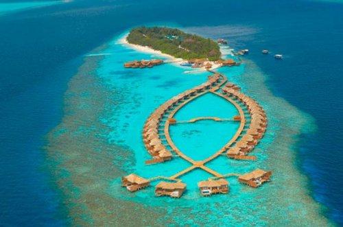 14 Замечательных островных курортов на Мальдивах