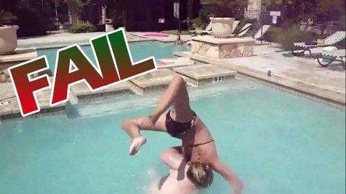 Подборка неудач в бассейнах