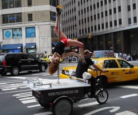 8 Самых клёвых бизнесов на велосипеде