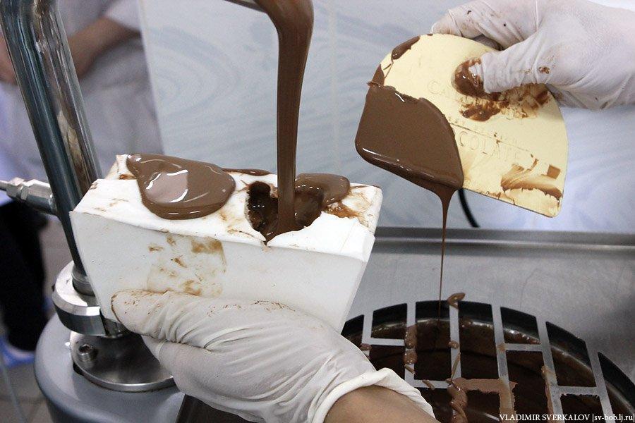 Производство шоколада своими руками