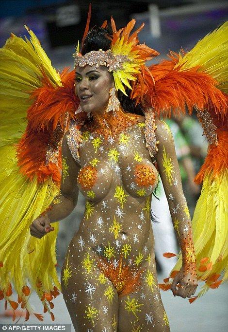 Карнавал в рио 2013 фото