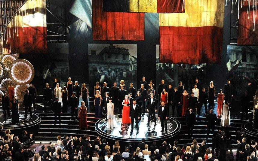 Премия Оскар 2013 (26 фото) ченнинг татум фильмы