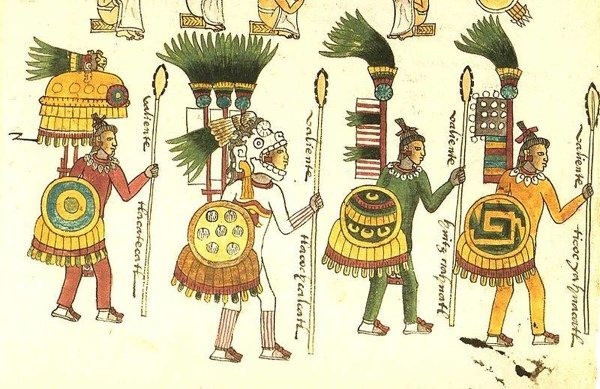 a look at the different aspects of the aztecs culture