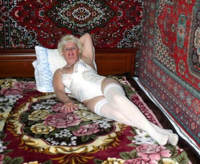 фото русских голых бабушек