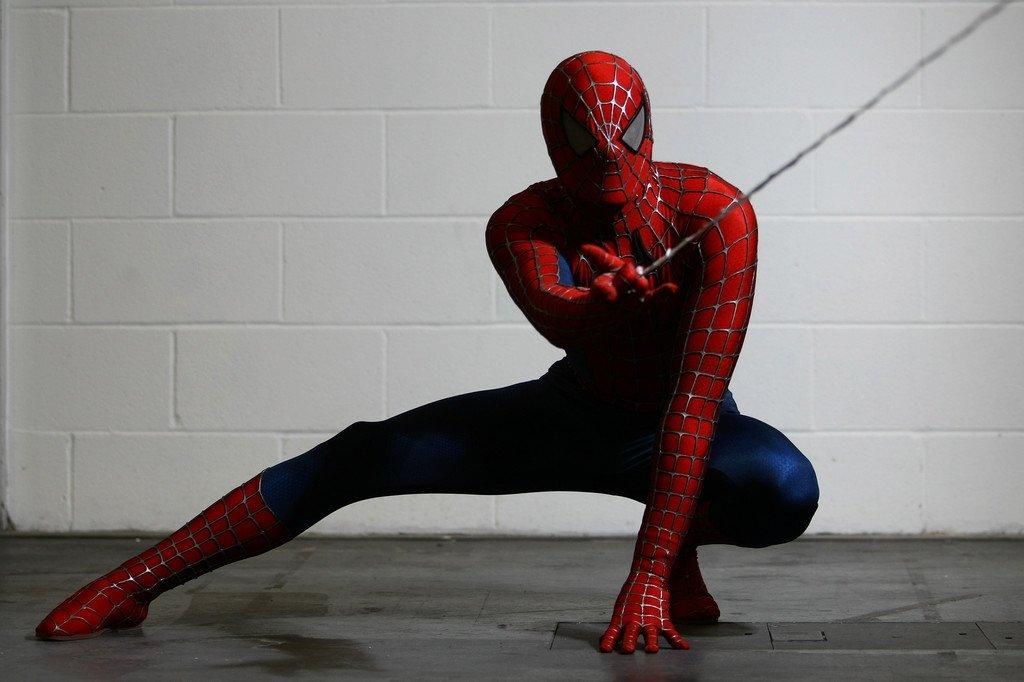 Костюмы человек паук игры 5
