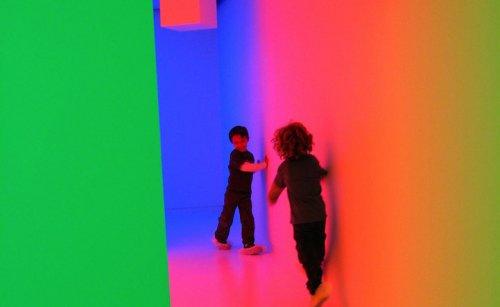 Экспозиция световых инсталляций Light Show в Лондоне (21 фото)